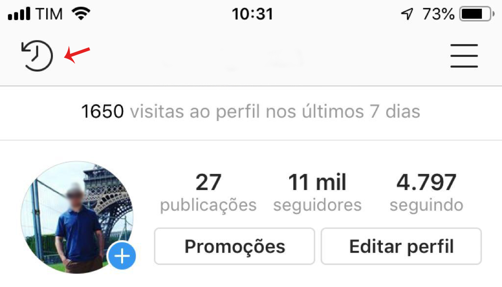 Como Desarquivar Fotos do Instagram 02